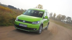 Volkswagen Cross Caddy 2.0 TDI DSG 4Motion - test