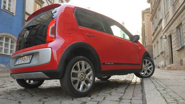 Volkswagen Cross Up! 1.0 /Motor