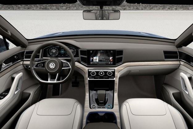 Volkswagen CrossBlue /