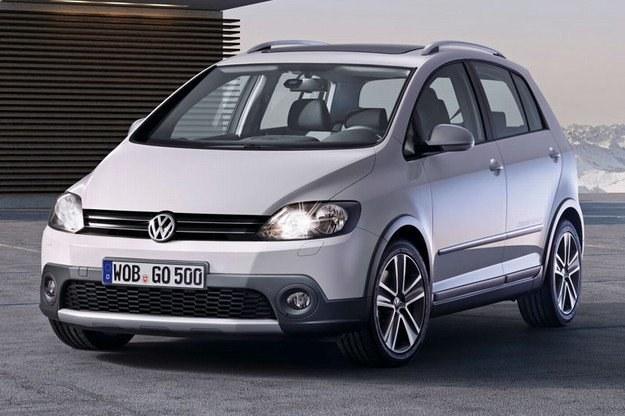 Volkswagen crossgolf /