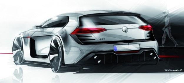 Volkswagen Design Vision GTI /