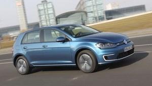 Volkswagen e-Golf - pierwsza jazda