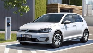 Volkswagen e-Golf zmodernizowany