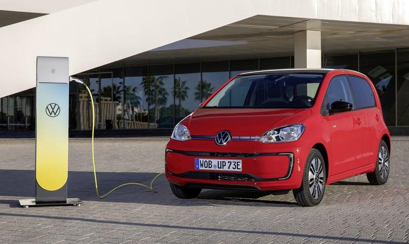 Volkswagen e-up! /