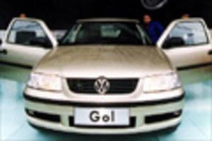 Volkswagen Gol w Chinach