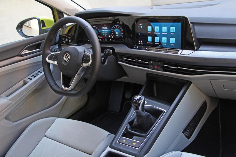 Volkswagen Golf 1.5 TSI Style /INTERIA.PL