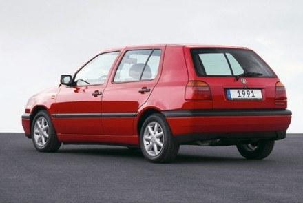 Volkswagen golf 3 /INTERIA.PL