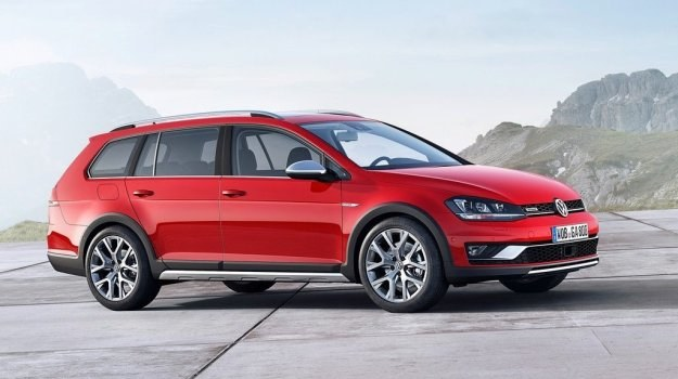 Volkswagen Golf Alltrack - śladami Passata i Octavii /Volkswagen