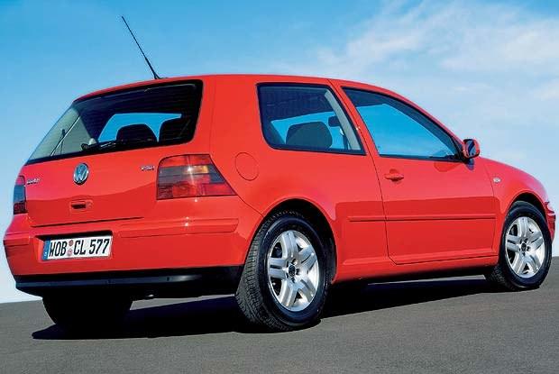 Volkswagen Golf FSI (kliknij) /INTERIA.PL