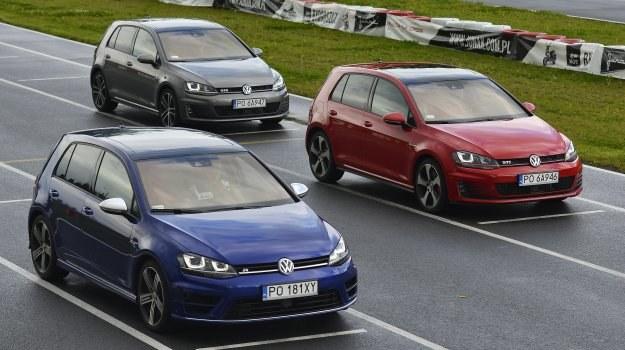 Volkswagen Golf GTD, Volkswagen Golf GTI, Volkswagen Golf R /Motor