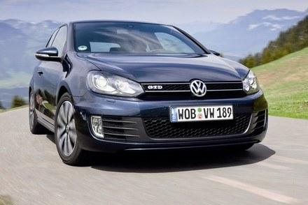 Volkswagen golf GTD /