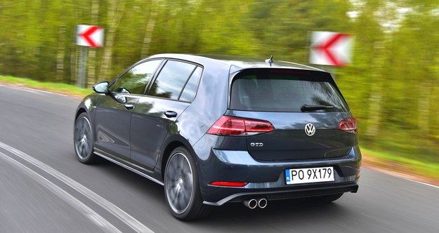 Volkswagen Golf GTD /Motor