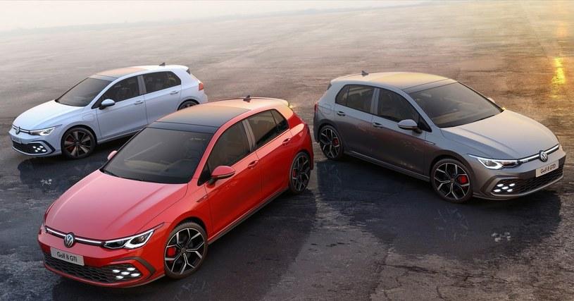 Volkswagen Golf GTE, GTI i GTE /