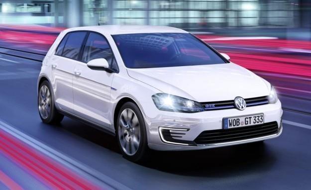 Volkswagen Golf GTE /