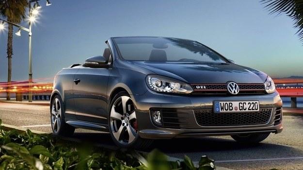 Volkswagen Golf GTI Cabriolet /Volkswagen