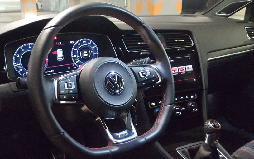 Volkswagen Golf GTI Performance /INTERIA.PL
