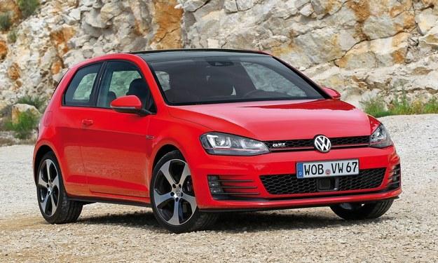 Volkswagen Golf GTI prosto z salonu brzmi nieźle /