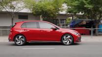 Volkswagen Golf GTI VIII na filmie