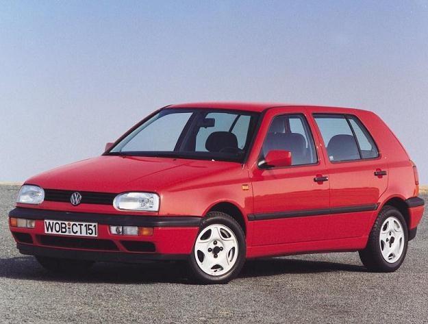 Volkswagen golf III - COTY 1992 roku /