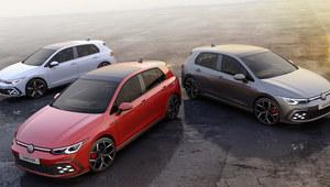 Volkswagen Golf na sportowo - debiutują GTI, GTD i GTE