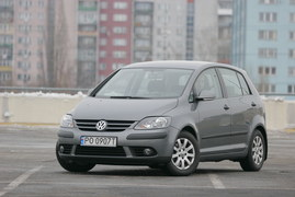 Volkswagen Golf Plus (2005-2014)