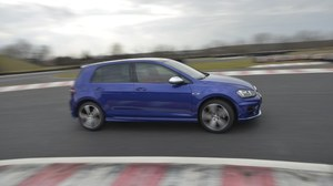 Volkswagen Golf R DSG - test