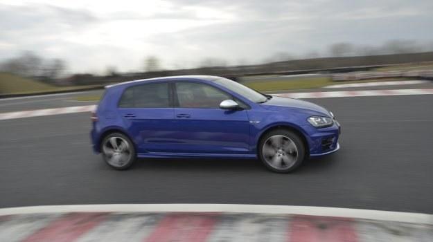 Volkswagen Golf R DSG /Motor
