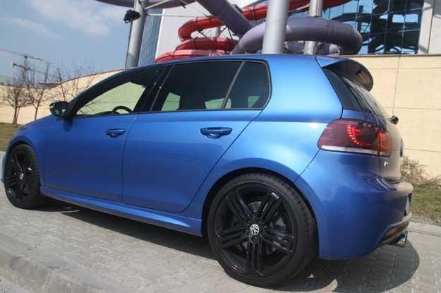 Volkswagen golf R /INTERIA.PL