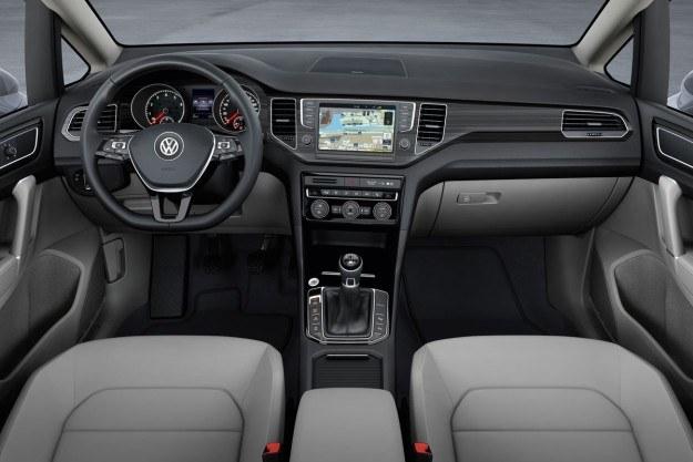 Volkswagen Golf Sportsvan /