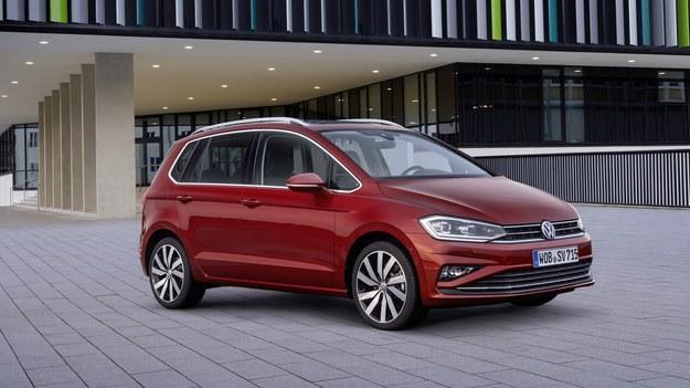 Volkswagen Golf Sportsvan /Volkswagen