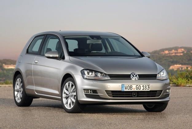 Volkswagen Golf to najchętniej kupowane auto w Europie /