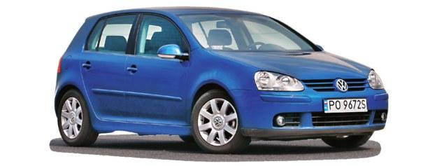VOLKSWAGEN GOLF V (2003-2009), polecane wersje: 1.9 TDI (do 2005 r.), 1.6 8V. Po 2005 r. spadła jakość diesli. Na benzynie 1.6 8V wciąż można polegać. /Motor