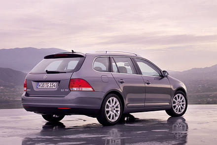 Volkswagen golf variant / kliknij /INTERIA.PL