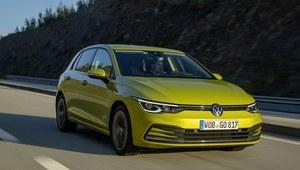 Volkswagen Golf VIII z polskimi cenami