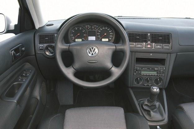 Volkswagen Golf z 1998 roku /
