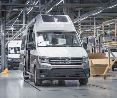Volkswagen Grand California. Kamper z Polski