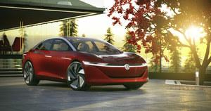 Volkswagen I.D. VIZZION. Auto bez kierownicy