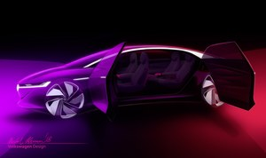 Volkswagen I.D. VIZZION - wizja przyszłości