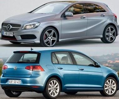 Volkswagen i Mercedes. My porównujemy, ty wybierasz