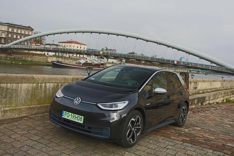 Volkswagen ID.3 /INTERIA.PL
