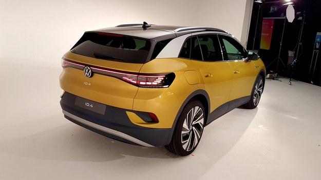 Volkswagen ID.4 1st Max /INTERIA.PL