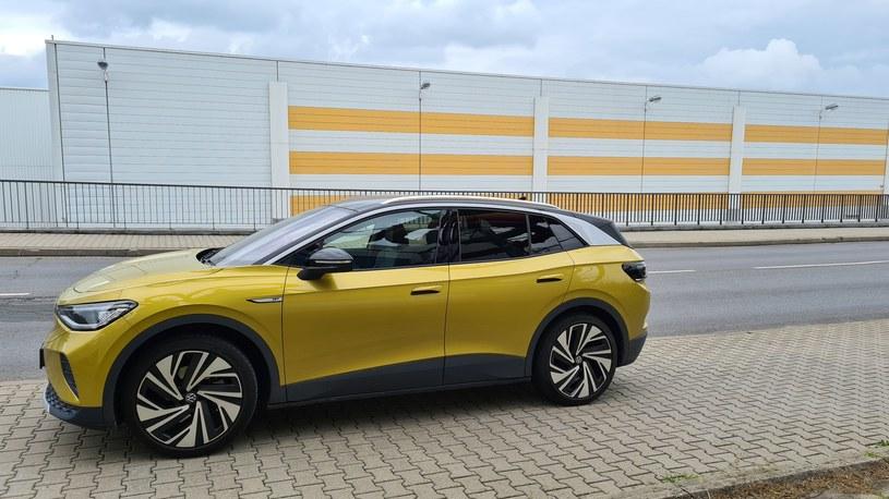 Volkswagen ID.4 1ST Pro Performance /INTERIA.PL