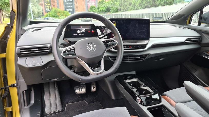 Volkswagen ID.4 1ST Pro Performance /Jacek Jurecki /INTERIA.PL