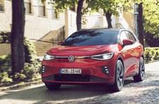 Volkswagen ID.4 GTX – elektryk na sportowo