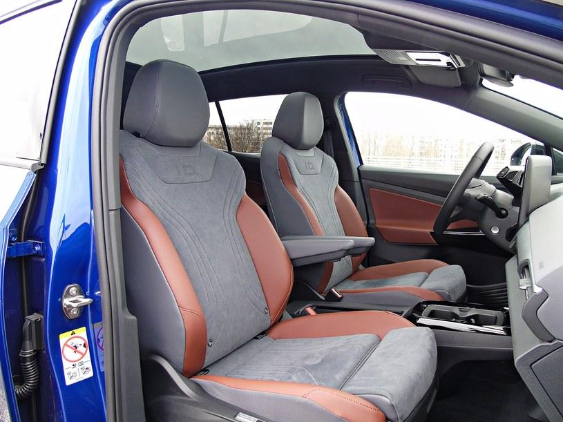 Volkswagen ID.4 /INTERIA.PL