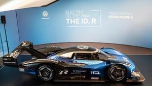Volkswagen ID. R - w drodze po rekord