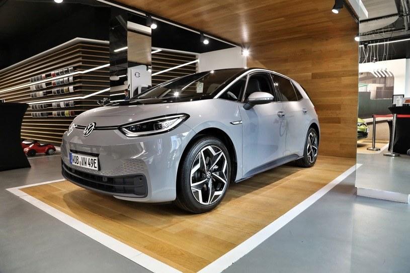 Volkswagen jest największym w Europie producentem pojazdów elektrycznych /materiały prasowe