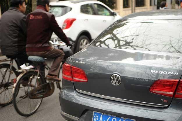 Volkswagen Magotan /AFP