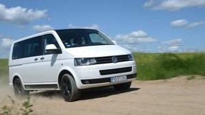 Volkswagen Multivan 2.0 BiTDI 4MOTION DSG Edition 25 - test