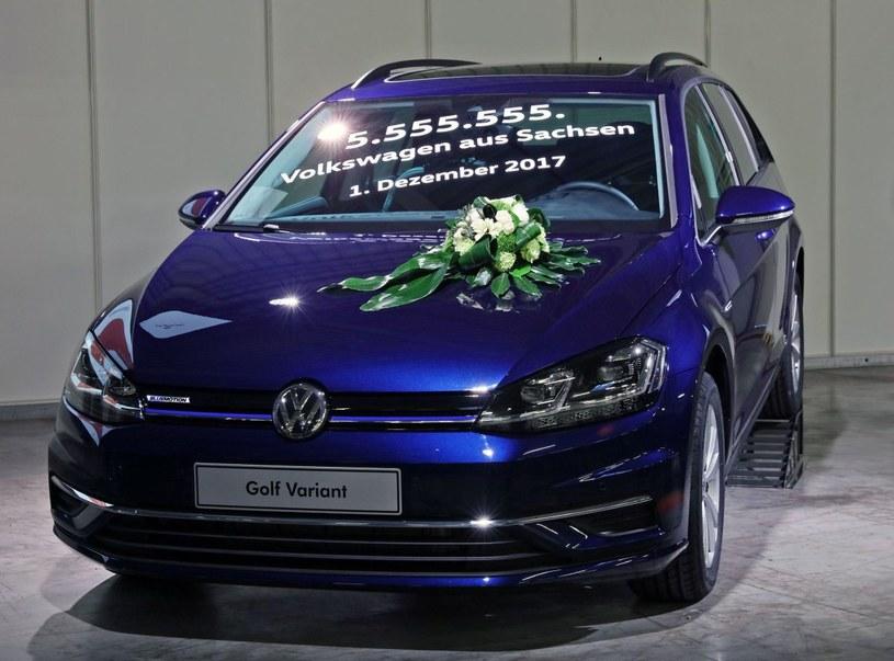 Volkswagen na gaz ziemny /